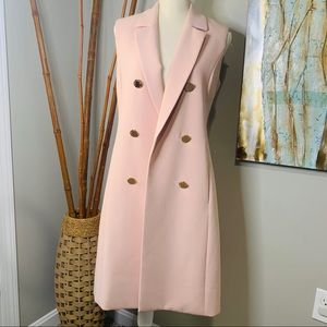 Vince Camuto  elegant  blazer dress